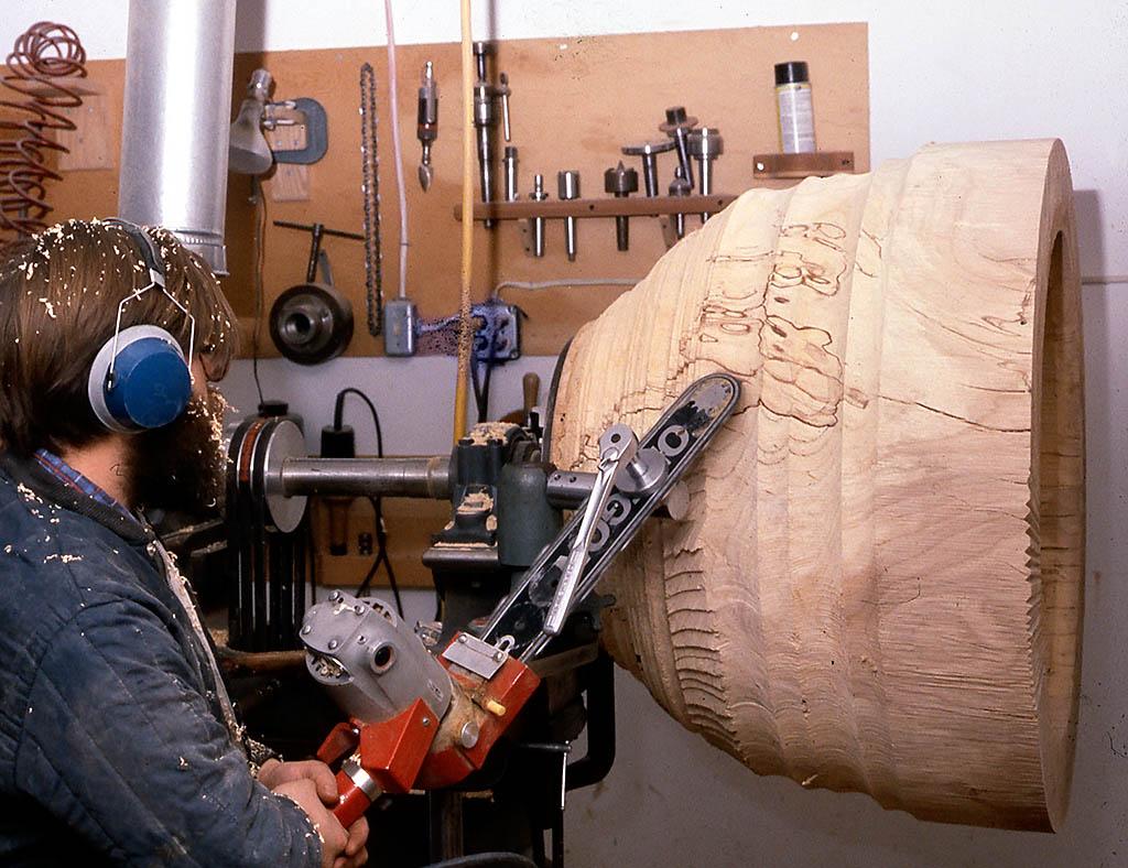 wood lathe techniques